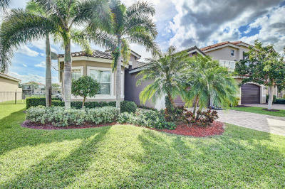 Boynton Beach FL Single Family Home For Sale: $529,900