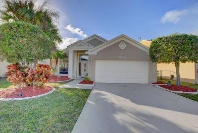 Boca Raton Single Family Home For Sale: 22532 Middletown Drive