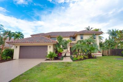 Boca Raton Single Family Home For Sale: 23240 L Ermitage Circle