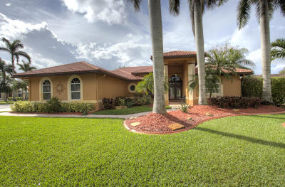 Parkland Single Family Home For Sale: 6659 NW 72nd Place