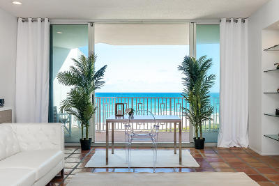 Palm Beach Condo For Sale: 2500 S Ocean Boulevard #2 D 4