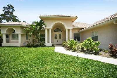West Palm Beach Single Family Home For Sale: 12714 79th Court
