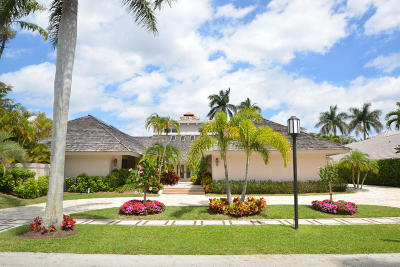Boca Raton Single Family Home For Sale: 19646 Oakbrook Circle