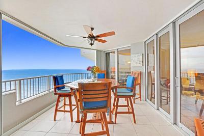 Corniche Condo For Sale: 5200 Ocean Drive #1603