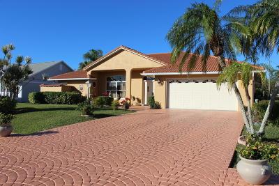 Port Saint Lucie, Saint Lucie West Single Family Home For Sale: 2352 SE Stargrass