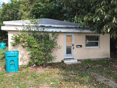 Boynton Beach Single Family Home For Sale: 227 NE 11th Avenue