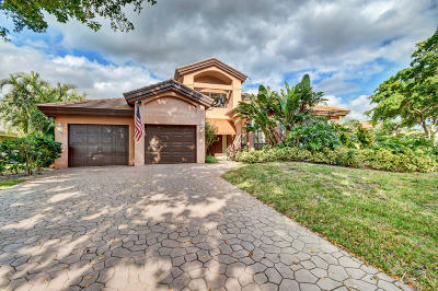 Boca Raton Single Family Home For Sale: 2601 NW 49th Street