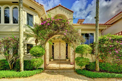 Boca Raton Single Family Home For Sale: 17026 Brookwood Drive