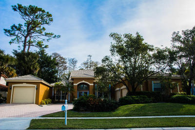 Lake Worth Single Family Home For Sale: 4267 Danielson Drive