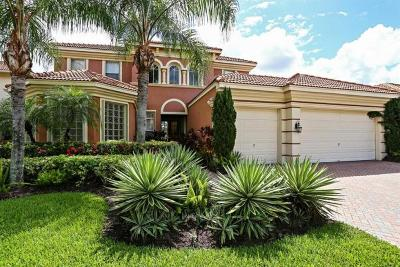 West Palm Beach Single Family Home For Sale: 7460 Monte Verde Lane