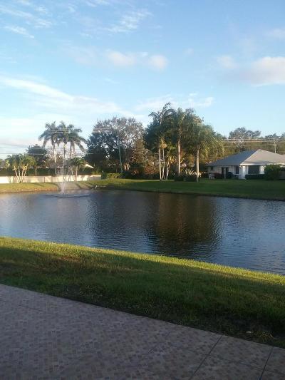 Boynton Beach Rental For Rent: 10604 Pineada Circle