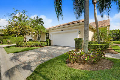 West Palm Beach Single Family Home For Sale: 8114 Sandpiper Way