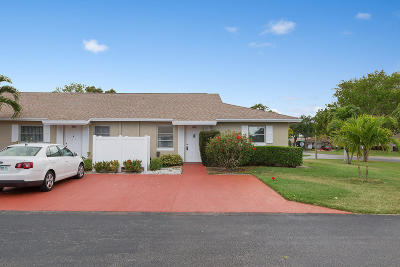 Boca Raton Single Family Home For Sale: 18821 Argosy Drive
