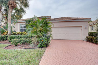 Boynton Beach Single Family Home For Sale: 12566 Coral Lakes Drive