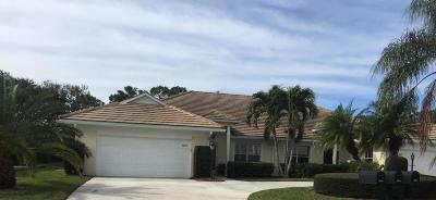 Stuart Single Family Home For Sale: 3824 SE Fairway W