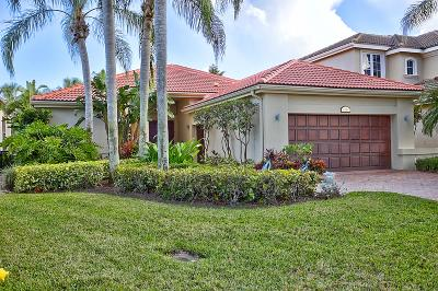 Palm Beach Gardens Single Family Home For Sale: 13284 Verdun Drive