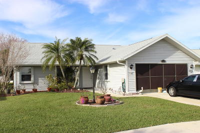 Stuart Single Family Home Contingent: 3751 SE Canvasback Place