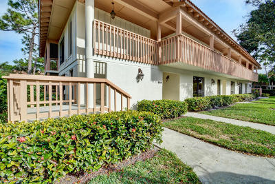 Palm Beach Gardens Condo For Sale: 504 Brackenwood Place