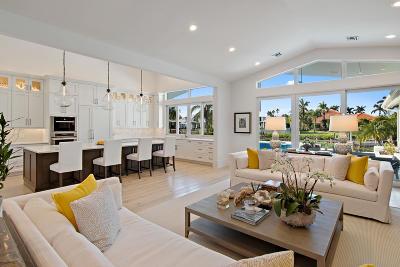 Palm Beach Single Family Home For Sale: 2811 Calais Drive