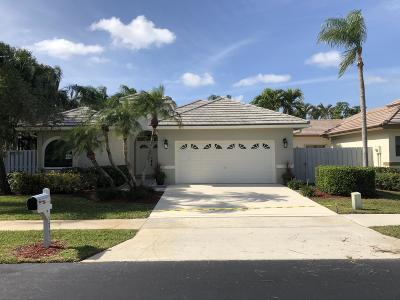 Boynton Beach Single Family Home For Sale: 175 Citrus Avenue