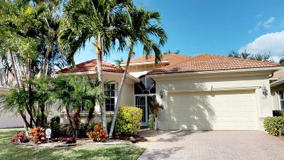Boynton Beach Single Family Home For Sale: 7053 Palazzo Reale