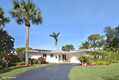 Boca Raton Single Family Home For Sale: 311 SW 7th Terrace