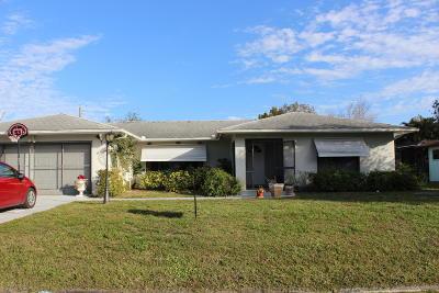Port Saint Lucie Single Family Home For Sale: 2029 SE Benedictine Street
