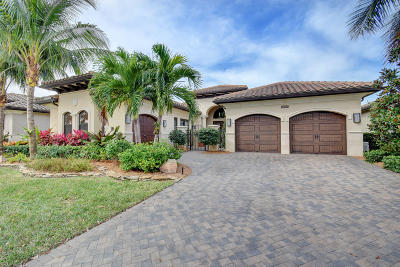 Delray Beach Single Family Home For Sale: 16607 Chesapeake Bay Court