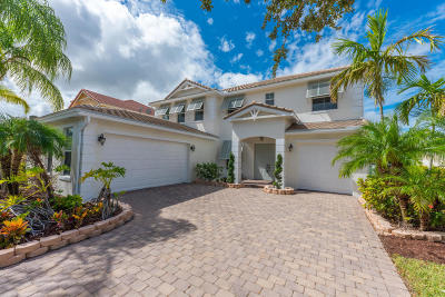 Royal Palm Beach Single Family Home For Sale: 9057 New Hope Court