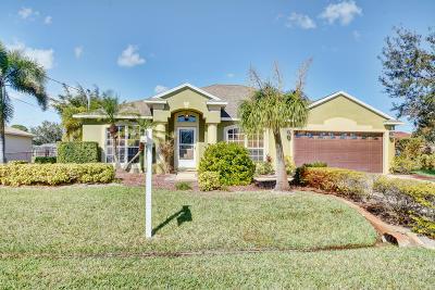 Port Saint Lucie, Saint Lucie West Single Family Home For Sale: 5280 NW Arrowhead Terrace