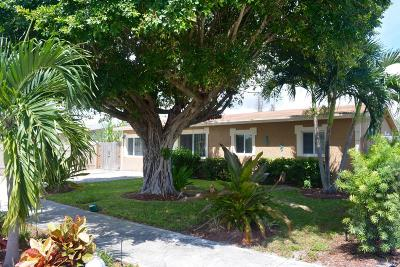 Delray Beach Single Family Home For Sale: 421 SW 9th Street