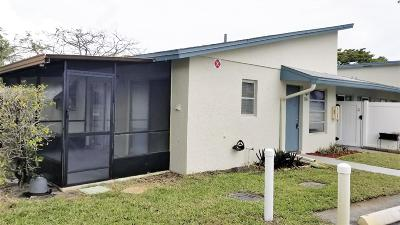 Pompano Beach Single Family Home For Sale: 3001 NW 4th Terrace #156
