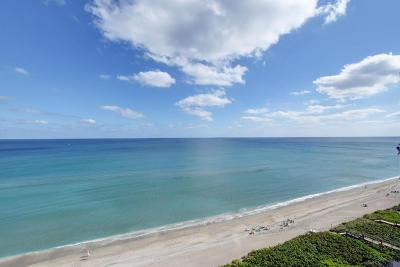 Ocean Terrace, Ocean Terrace Condo Condo For Sale: 3115 S Ocean Boulevard #1004