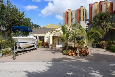 Riviera Beach FL Single Family Home For Sale: $299,900
