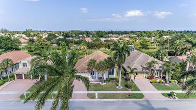 Boca Raton Single Family Home For Sale: 19490 Black Olive Lane
