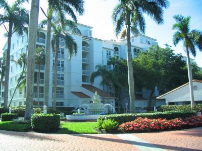 Pompano Beach Condo For Sale: 4112 W Palm Aire Drive #122b