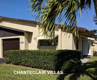boynton beach Single Family Home For Sale: 1725 Palmland Drive