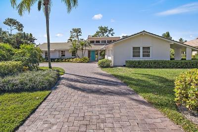 Stuart Single Family Home For Sale: 5101 SE Burning Tree Circle