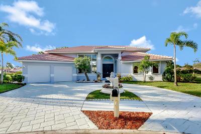 Jupiter FL Single Family Home For Sale: $525,000