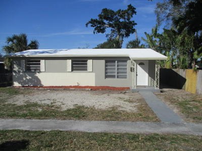 Fort Lauderdale Single Family Home For Sale: 3021 SW 9 Avenue