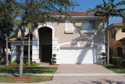 West Palm Beach Single Family Home For Sale: 6731 Aliso Avenue