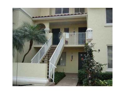 West Palm Beach Condo For Sale: 7206 Glenmoor Drive