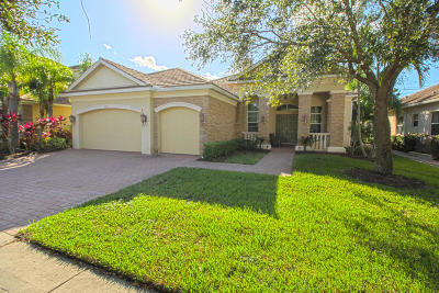Royal Palm Beach Single Family Home For Sale: 8245 Butler Greenwood Drive