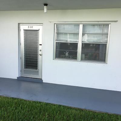 West Palm Beach Condo For Sale: 100 Easthampton E #100 E