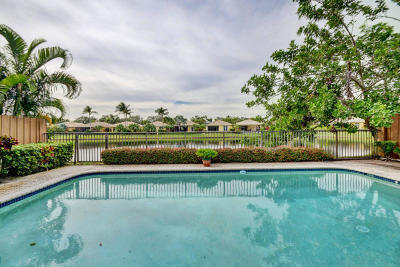 Boca Raton Single Family Home For Sale: 6659 NW 23rd Terrace