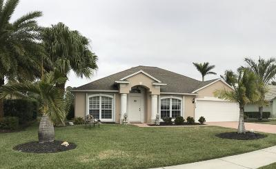 Port Saint Lucie Single Family Home For Sale: 216 SW Whitewood Drive