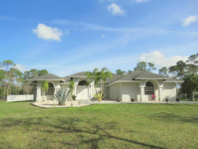 Deer Run, Deer Run Lot 196 Single Family Home For Sale: 2558 Palm Deer Drive