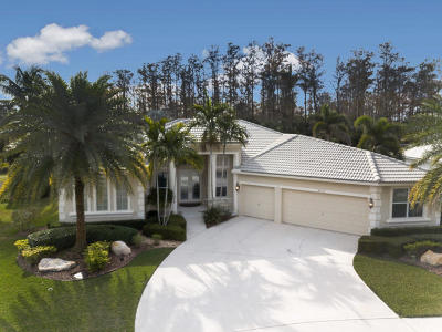 Lake Worth Single Family Home For Sale: 9072 Charlee Street