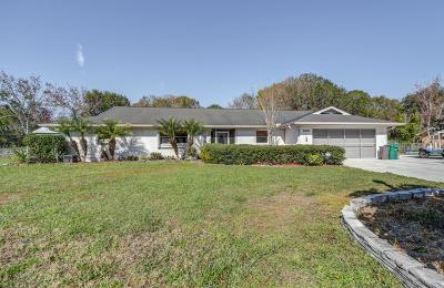 Fort Pierce Single Family Home For Sale: 900 Bradley Street