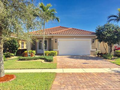 West Palm Beach Single Family Home For Sale: 170 Atwell Drive
